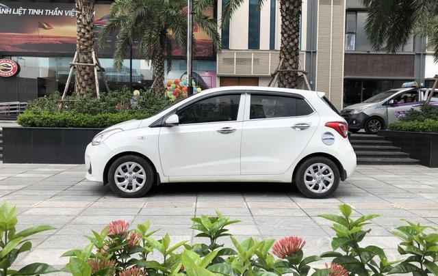 Bán ô tô Hyundai Grand i10, đăng ký 2017, màu trắng xe nhập. Giá chỉ 265 triệu đồng0
