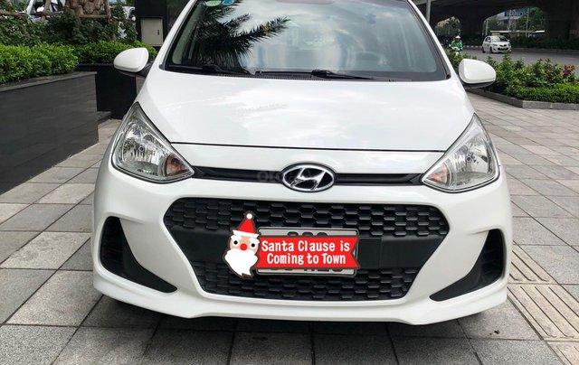 Bán ô tô Hyundai Grand i10, đăng ký 2017, màu trắng xe nhập. Giá chỉ 265 triệu đồng1
