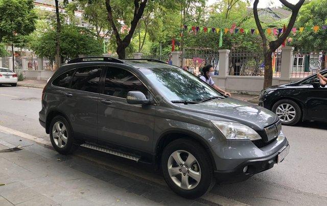 Cần bán lại xe Honda CR V 2.0 nhập khẩu năm 20096