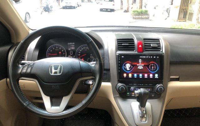 Cần bán lại xe Honda CR V 2.0 nhập khẩu năm 20098