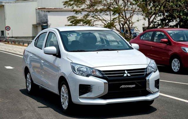 Bán ô tô Mitsubishi Attrage 2020, giao nhanh3