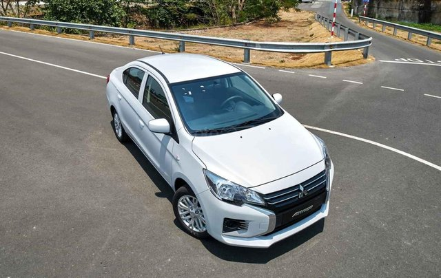 Bán ô tô Mitsubishi Attrage 2020, giao nhanh2