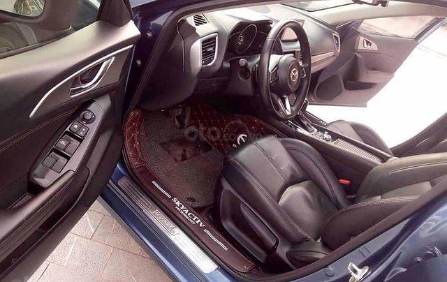 Bán Mazda 3 1.5 AT năm sản xuất 2018, màu xanh lam còn mới 3