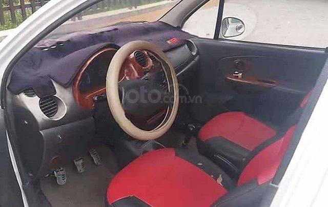 Cần bán lại xe Daewoo Matiz sản xuất 2003, màu trắng còn mới3