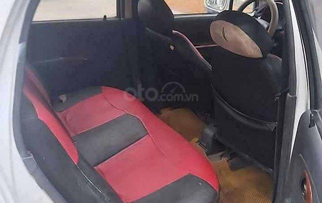 Cần bán lại xe Daewoo Matiz sản xuất 2003, màu trắng còn mới1