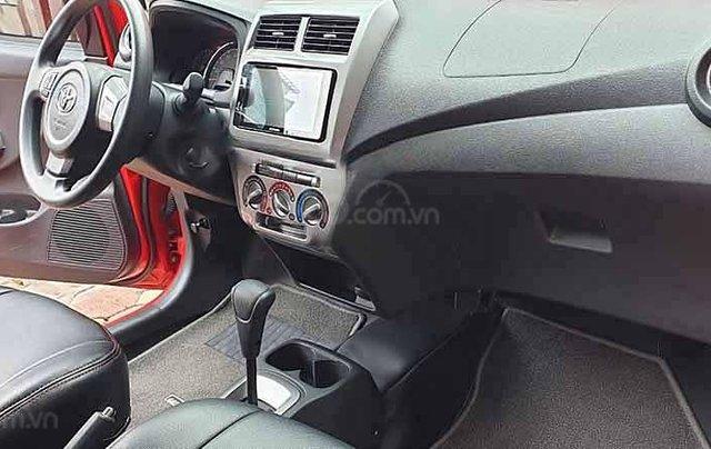 Bán Toyota Wigo 1.2 đời 2019, màu đỏ, xe nhập số tự động2