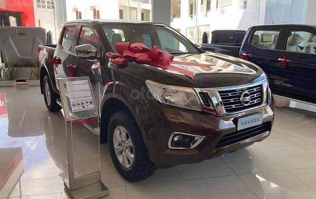 Cần bán xe Nissan Navara EL 2.5 AT 2WD 2019, màu nâu, xe nhập0