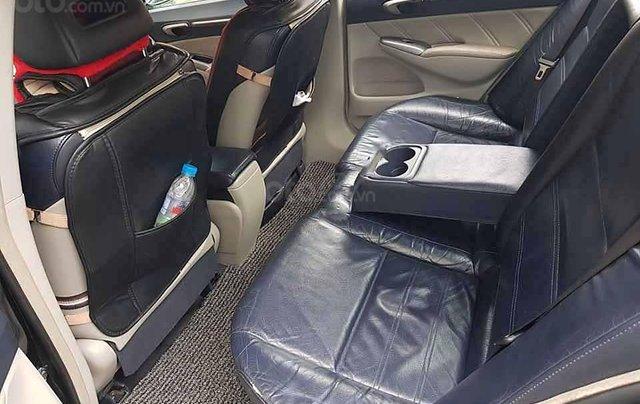 Cần bán xe Honda Civic 2.0 AT năm 2007, màu đen còn mới, giá 290tr1