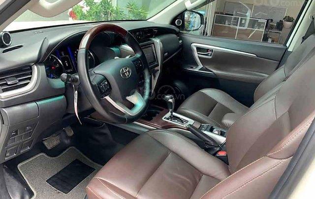Bán Toyota Fortuner V năm 2016, màu trắng, nhập khẩu còn mới  3