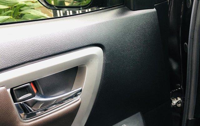 Bán Toyota Fortuner V 2x2 máy xăng 2018 nhập Indonesia đi 17.000km bao check hãng5