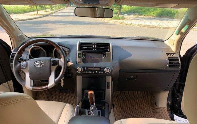 Bán xe Toyota Land Cruiser Prado TXL đời 2010, màu đen, nhập khẩu 8