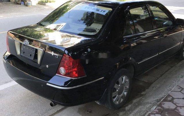 Bán ô tô Ford Laser đời 2005, màu đen còn mới, giá 170tr3