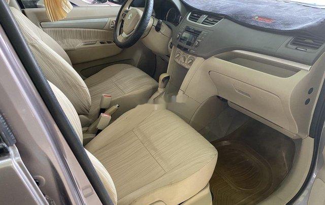 Gia đình bán Suzuki Ertiga năm sản xuất 2016, màu xám, xe nhập, 7 chỗ5