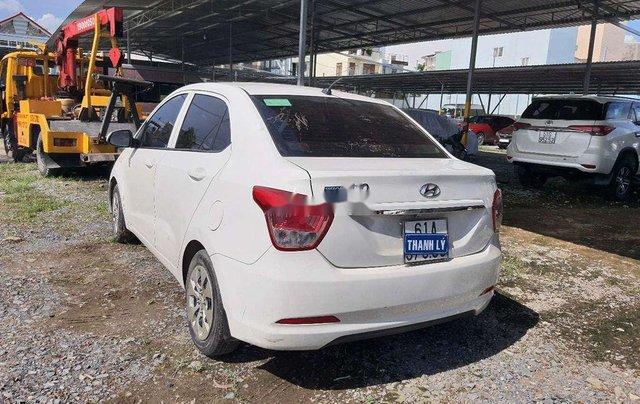 Bán Hyundai Grand i10 năm sản xuất 2017, màu trắng4