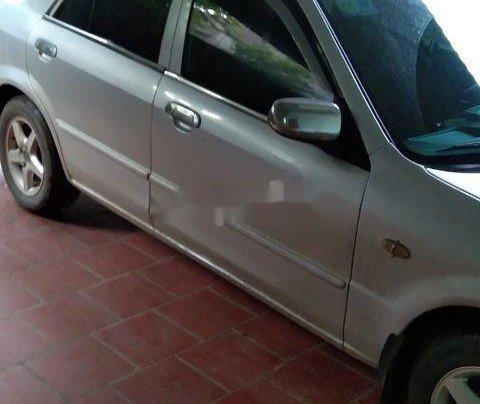 Bán Mazda 323 đời 2001, màu bạc1
