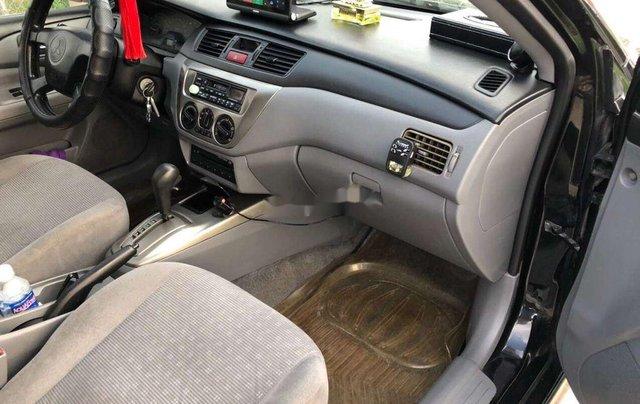 Lên đời bán Mitsubishi Lancer năm 2003, màu đen, máy chất7