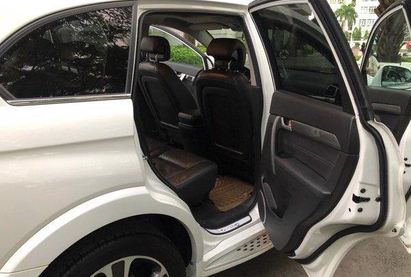 Bán xe Chevrolet Captiva 2017, màu trắng, số tự động, 428 triệu31