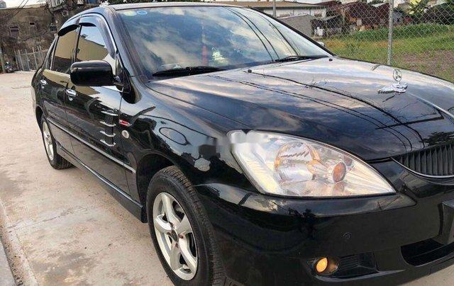 Lên đời bán Mitsubishi Lancer năm 2003, màu đen, máy chất1
