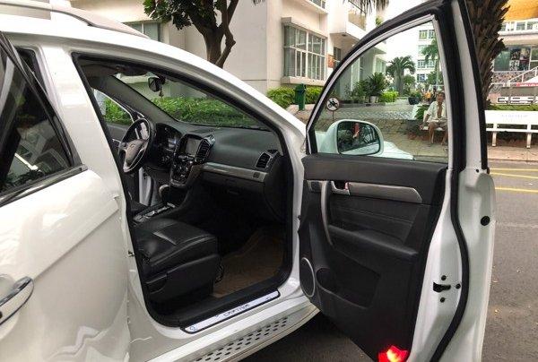 Bán xe Chevrolet Captiva 2017, màu trắng, số tự động, 428 triệu34