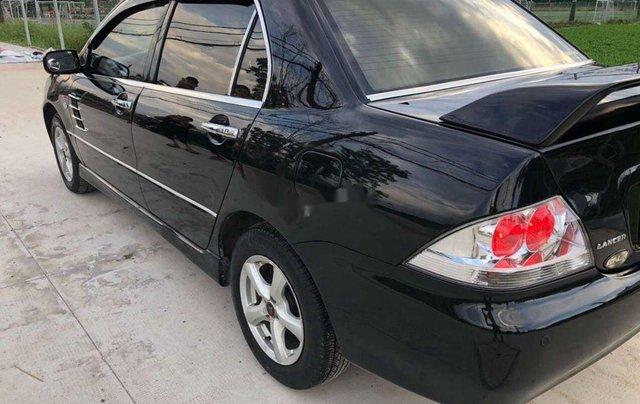 Lên đời bán Mitsubishi Lancer năm 2003, màu đen, máy chất4