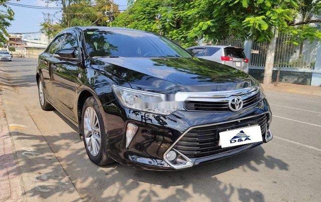 Bán Toyota Camry 2.5 Q năm sản xuất 2016, màu đen, biển HN0