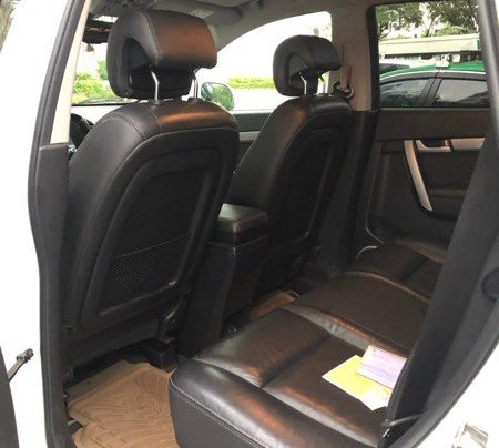 Bán xe Chevrolet Captiva 2017, màu trắng, số tự động, 428 triệu26
