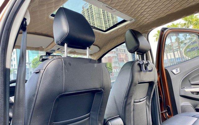 Cần bán Ford EcoSport sản xuất năm 2018 còn mới, 555tr9