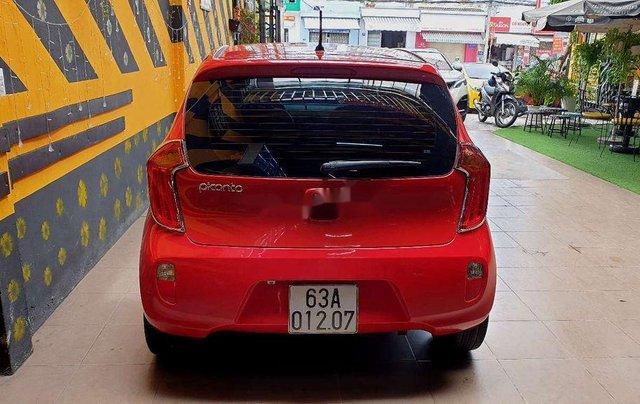 Bán xe Kia Picanto sản xuất năm 2013, màu đỏ số sàn, 243tr1