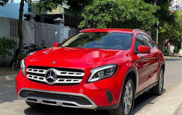 Bán ô tô Mercedes GLA200 sản xuất 2017, nhập khẩu nguyên chiếc1