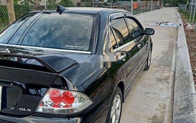 Lên đời bán Mitsubishi Lancer năm 2003, màu đen, máy chất3