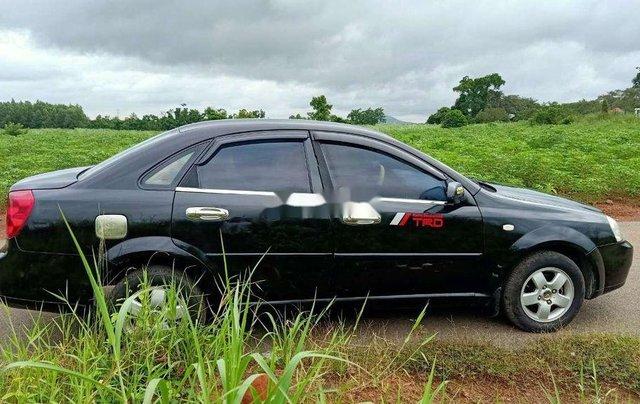 Bán xe Daewoo Lacetti đời 2008, màu đen3