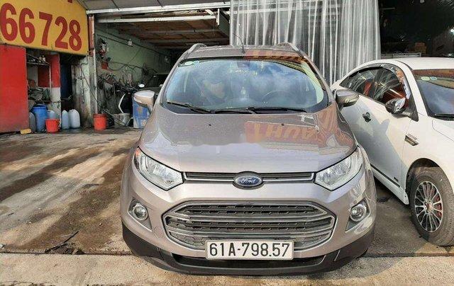 Bán gấp chiếc Ford EcoSport 2016 số tự động không đâm đụng, xe giá mềm0