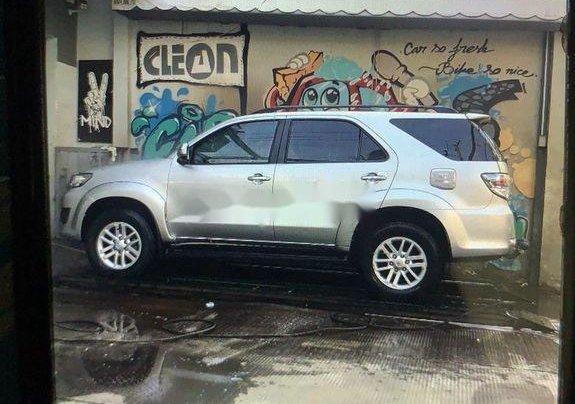 Cần bán gấp Toyota Fortuner sản xuất 2013, xe giá thấp, chính chủ sử dụng