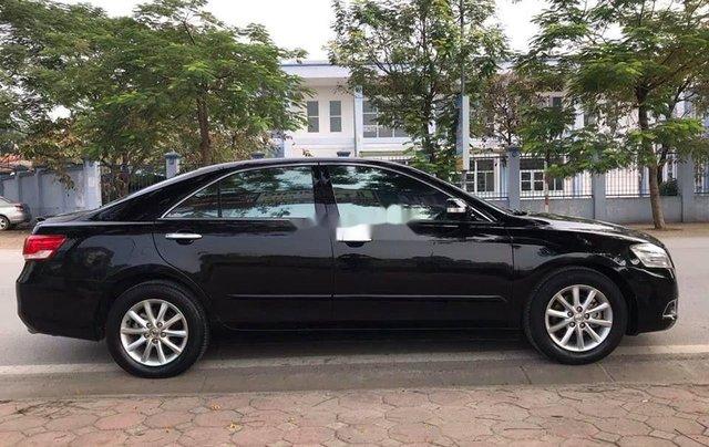Lên đời bán Toyota Camry năm 2010, màu đen1