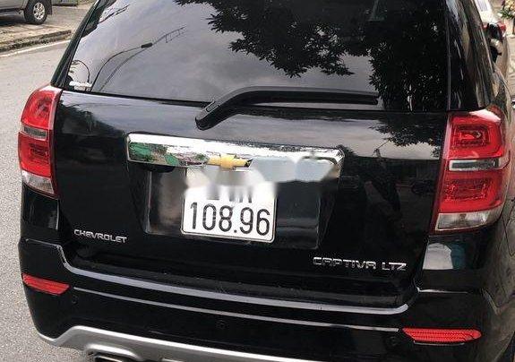 Bán Chevrolet Captiva sản xuất 2018 còn mới0