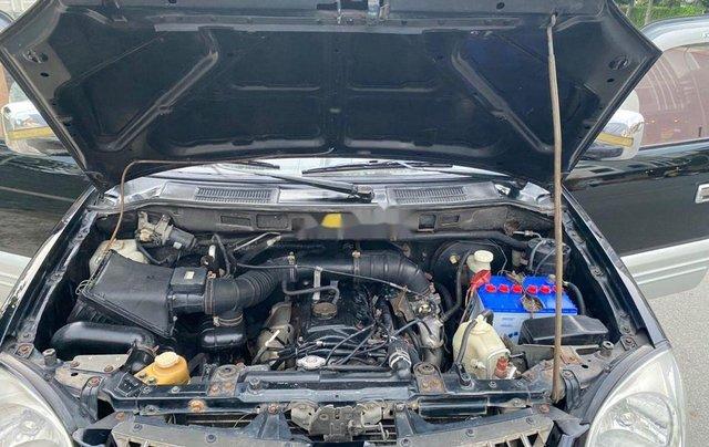 Bán ô tô Mitsubishi Jolie đời 2004, màu xanh dưa7