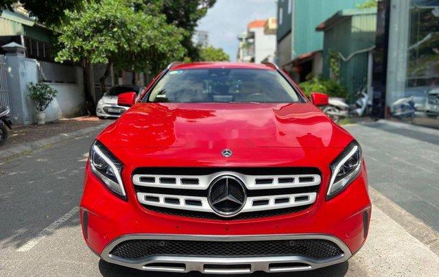 Bán ô tô Mercedes GLA200 sản xuất 2017, nhập khẩu nguyên chiếc0