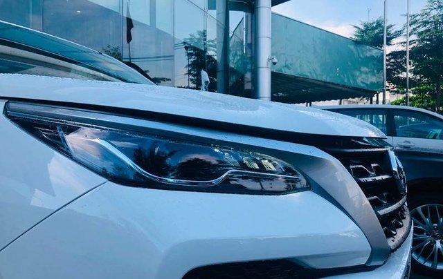 Bán ô tô Toyota Fortuner đời 2020, màu trắng6