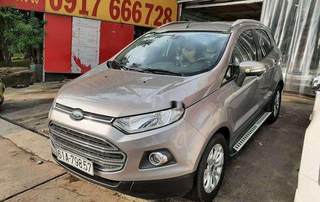 Bán gấp chiếc Ford EcoSport 2016 số tự động không đâm đụng, xe giá mềm1
