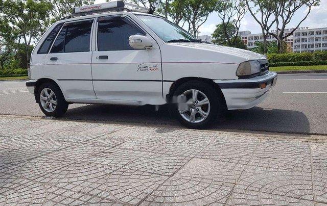 Bán xe Kia CD5 năm sản xuất 2004, màu trắng, nhập khẩu  0