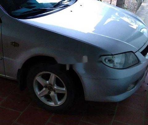 Bán Mazda 323 đời 2001, màu bạc3