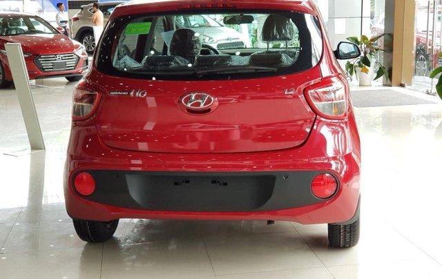 Bán Hyundai Grand i10 sản xuất năm 2020, màu đỏ, mới hoàn toàn4