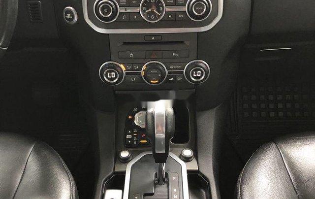 Bán xe LandRover Discovery đời 2010, màu vàng số tự động, hiếm có khó tìm11