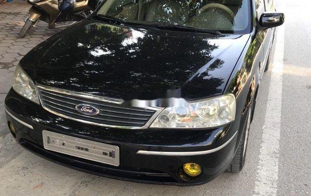 Bán ô tô Ford Laser đời 2005, màu đen còn mới, giá 170tr1
