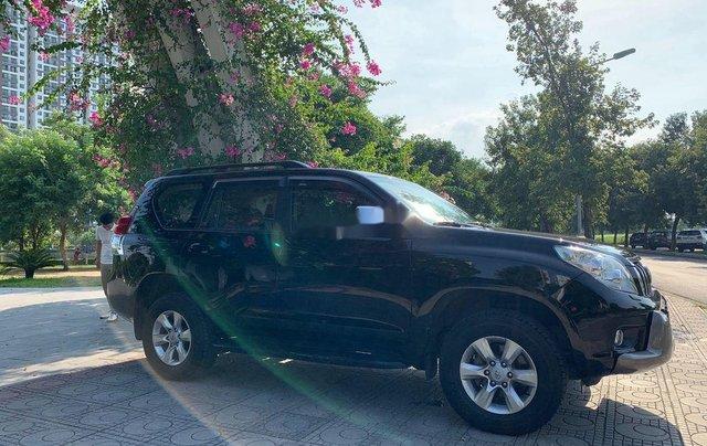 Bán xe Toyota Land Cruiser Prado TXL đời 2010, màu đen, nhập khẩu 5