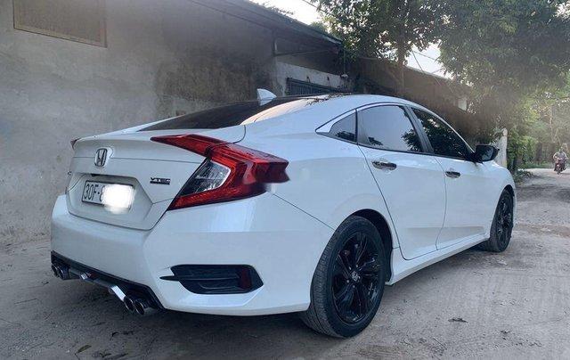 Bán xe Honda Civic đời 2017, màu trắng, xe nhập còn mới, giá chỉ 739 triệu2