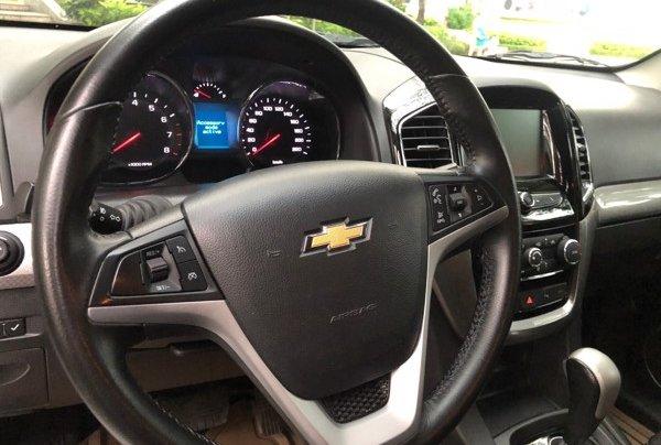 Bán xe Chevrolet Captiva 2017, màu trắng, số tự động, 428 triệu13
