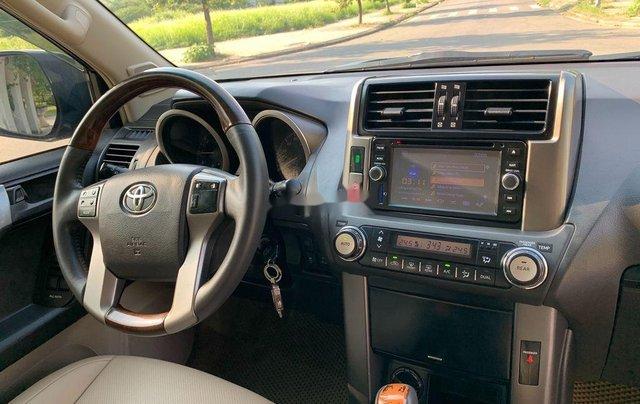 Bán xe Toyota Land Cruiser Prado TXL đời 2010, màu đen, nhập khẩu 7