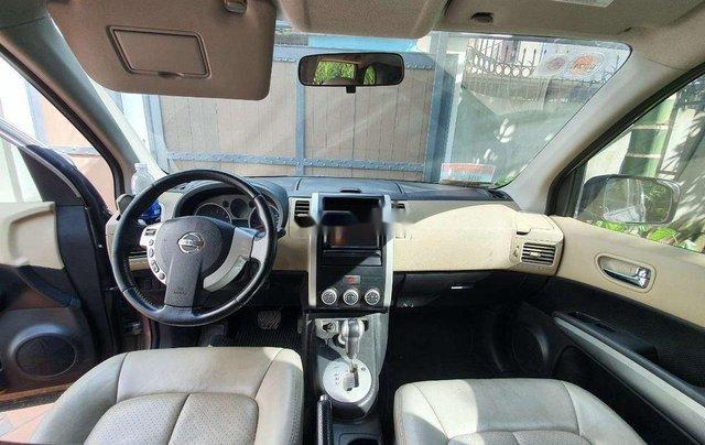 Cần bán gấp Nissan X trail đời 2008, màu xám, nhập khẩu nguyên chiếc1