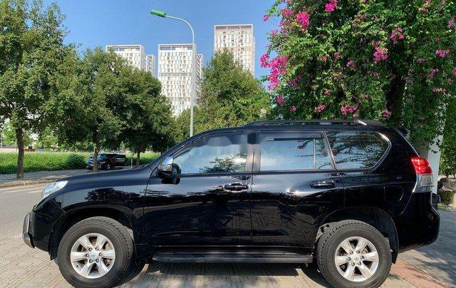 Bán xe Toyota Land Cruiser Prado TXL đời 2010, màu đen, nhập khẩu 2